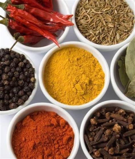spezie cucina le spezie in cucina usi e propriet 224 terra nuova