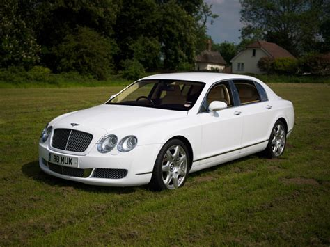 bentley phantom white bentley flying spur
