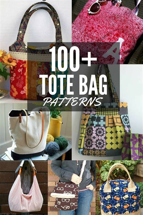 free sewing pattern purse bag tote tapestry shoulder bag 100 free tote bag patterns round up the sewing loft
