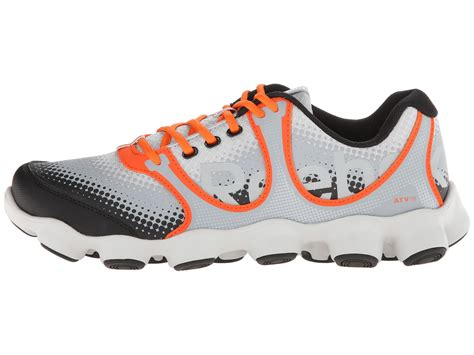 Jual Reebok Atv 19 reebok atv19 sonic in orange for steel swag orange tin grey black lyst