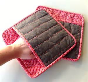Quilted Potholder by Best 25 Quilted Potholders Ideas On