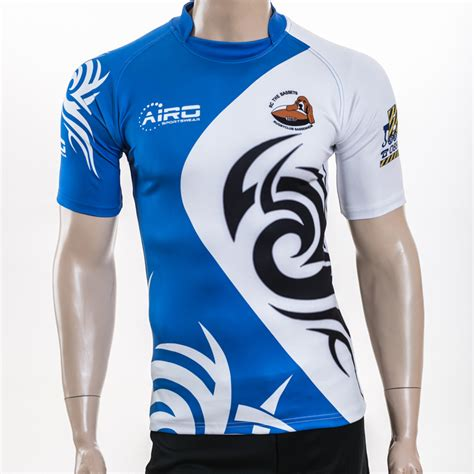 design t shirt rugby china design dye sublimated fiji rugby jersey view fiji