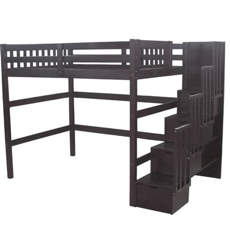 bed steps for adults 1000 ideas about adult loft bed on pinterest lofted