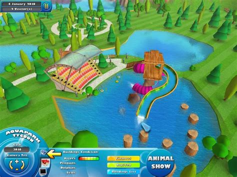 theme park world windows 8 aqua park tycoon download