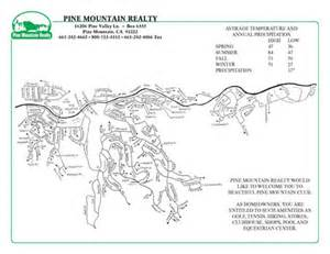 pine mountain club frazier park real estate office