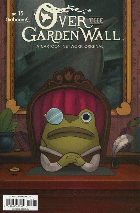 Frog Garden Wall