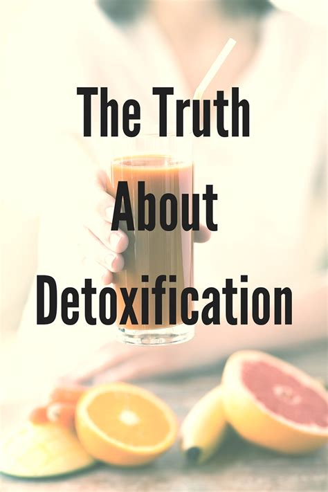Detox Truths by The About Detox Peoples Rx S Favorite Pharmacy