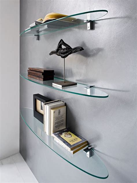 mensole vetro sospese mensole vetro sospese mensole sospese with mensole vetro