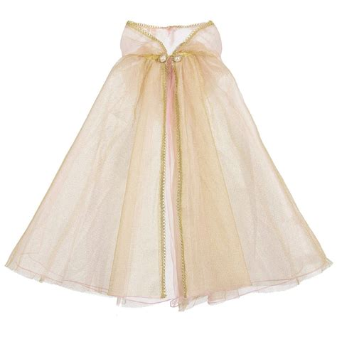hairdresser capes trendy souza gold tulle costume cape childrensalon