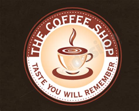 coffee shop logo design ideas 21 amazing delicious coffee shop logo design ideas