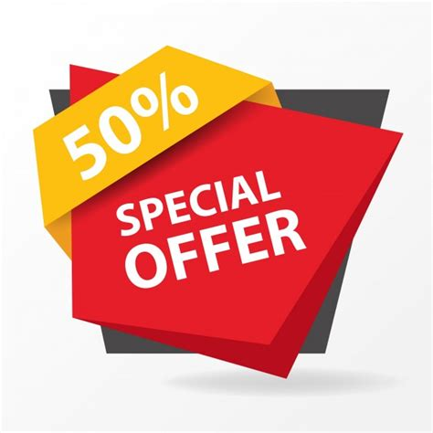 photoshop template offer special offer icon psd www pixshark com images