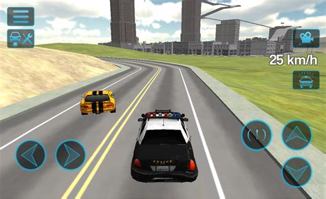 Auto Spiele Polizei by Fast Police Car Driving 3d Android Apps On Google Play