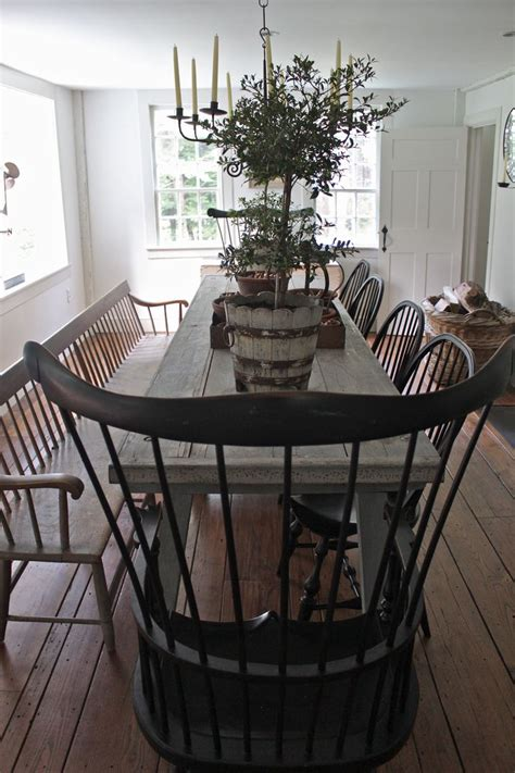 primitive dining room decor best 25 primitive dining rooms ideas on prim