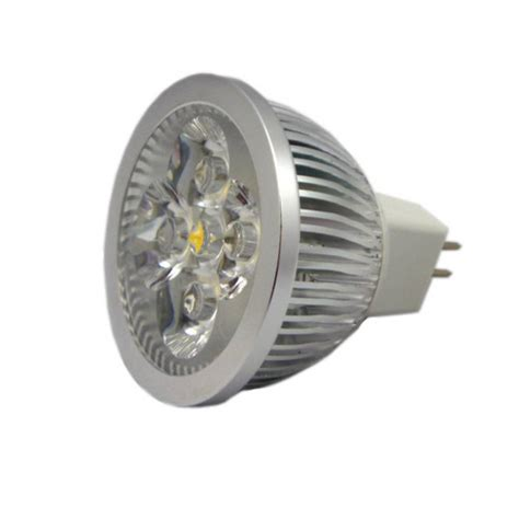 mr16 gu5 3 led spot 12v 5 watt buyledstrip - Led Spot 12v