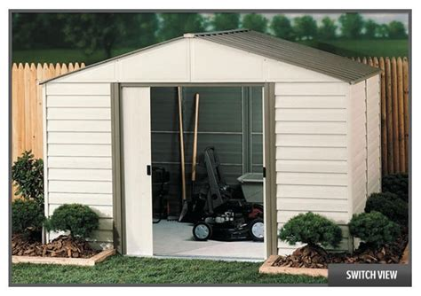 5 tips for selecting an outdoor storage shed arrow