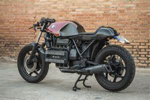 by rainer thom bmw k75 and k100 custom cycles