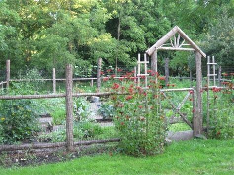 Fencing Garden Ideas Vegetable Garden Fencing Fence Ideas