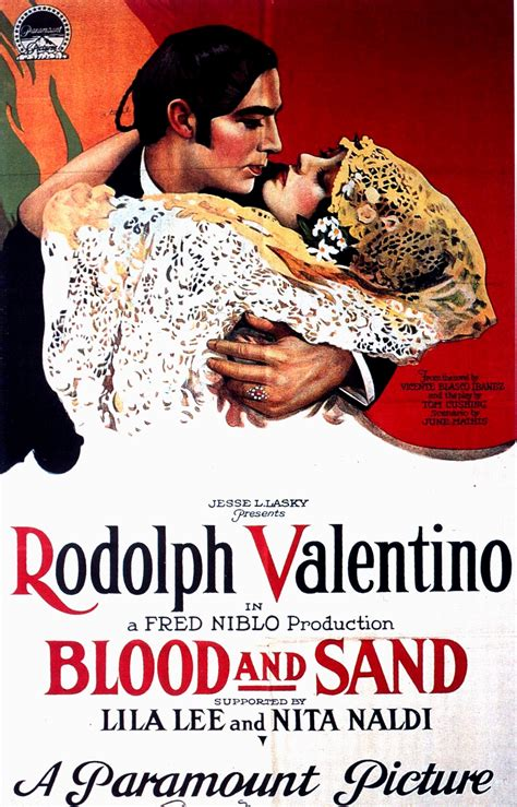 blood and sand blood and sand 1922