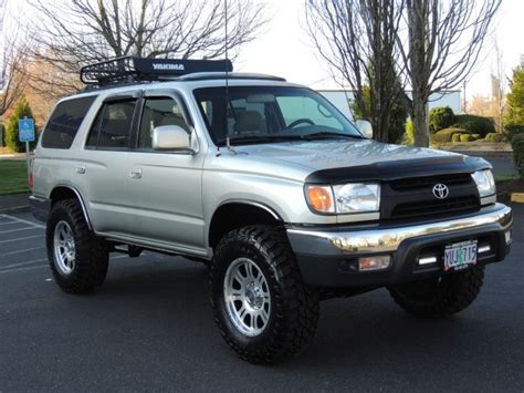2002 toyota parts 2002 toyota 4runner sr5 4x4 6cyl lifted lifted