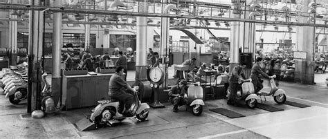 piaggio motosiklet tarihi ve motosiklet modelleri