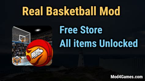 mod game apk store real basketball free store game mod apk free archives