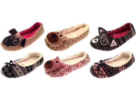 pug slippers pug slippers uk 28 images womens slippers pug bow mules knitted womens slippers