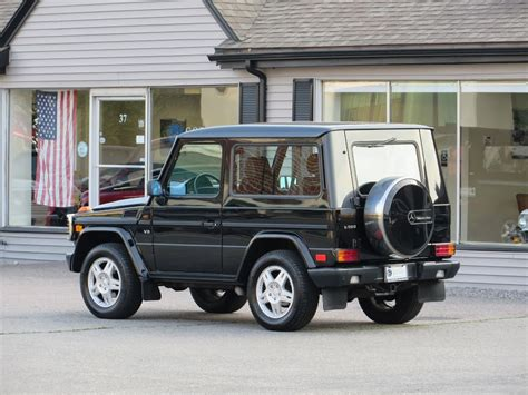 G500 2 Door by 1999 Mercedes G500 2 Door Copley Motorcars