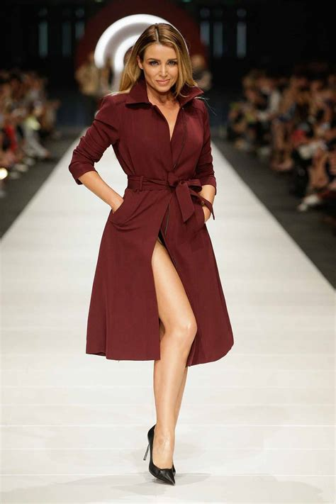 Catwalk To Carpet Danni Minogue by Trunfio Headlines At Target S Vamff Runway