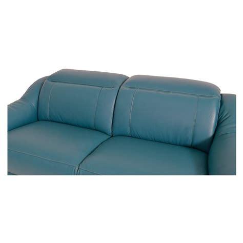blue leather sofa leather sofa blue blue leather sofa by molinari at 1stdibs