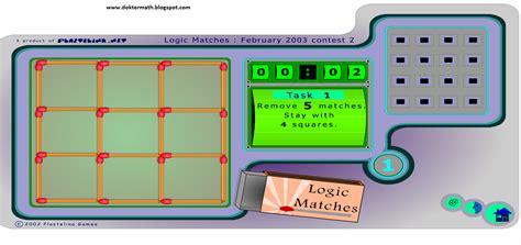 membuat game logika game asah logika 9 dokter matematika