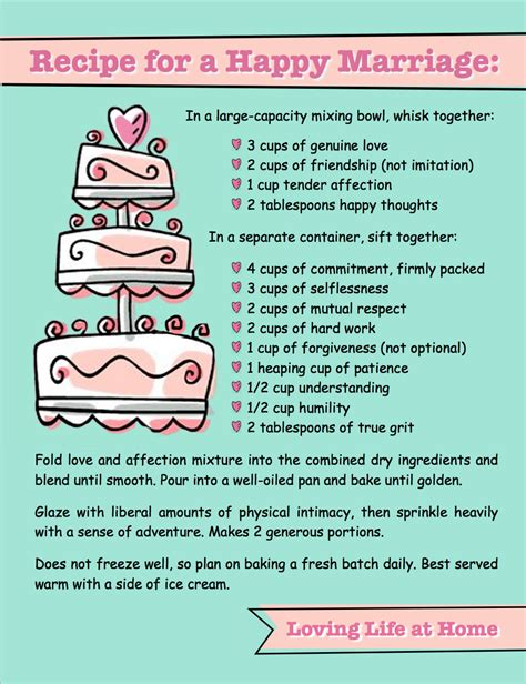 recipe poem for bridal shower recipe for a happy marriage recipes happy marriage recipes and bridal showers