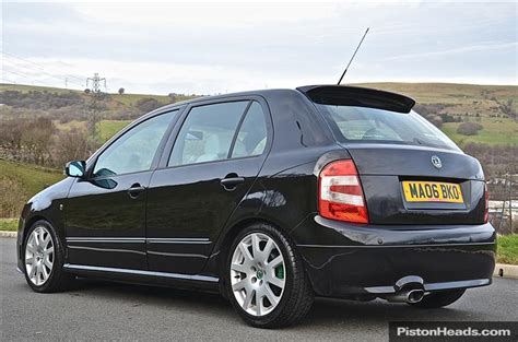 skoda fabia vrs diesel used skoda fabia cars for sale with pistonheads