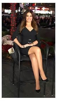 Host Kimberly Guilfoyle's Shoes Courtesy Of Guilfoyle
