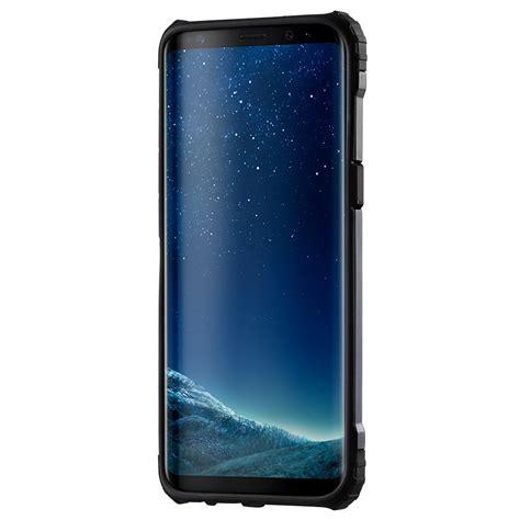 Samsung Galaxy S8 Plus Tough Armor Hybrid Soft Cas Berkualitas hybrid armor tough rugged cover for samsung galaxy s8 plus g955 black black hurtel pl