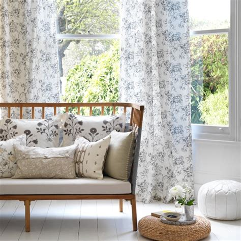 bench in living room how to decorate with neutrals housetohome co uk