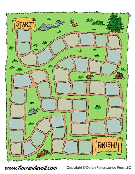 board game layout download tim van de vall comics printables for kids