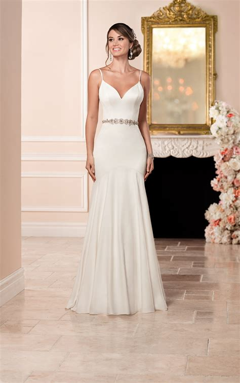 Silk Wedding Dresses by Silk Wedding Dress Stella York
