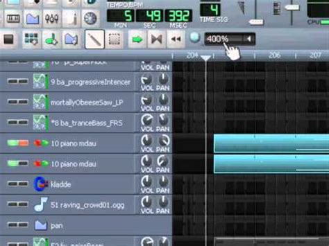 tutorial lmms youtube lmms tutorial mttc 6 stereo split with delay youtube