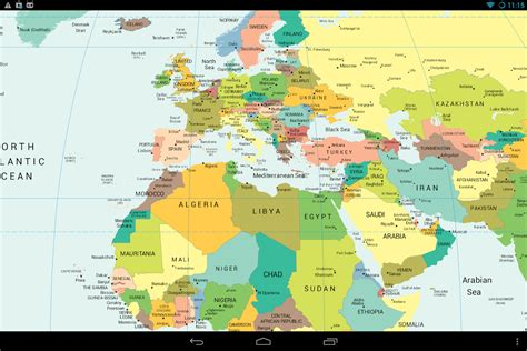 map of the world zoomable knowledge quikies android apps on play