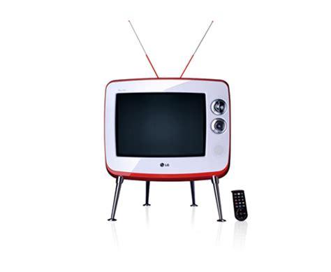 Tv Retro Lg 14 Inch lg tv retr 244 14 design dos anos 60 imagens em cores preto e branco ou s 233 pia lg brasil