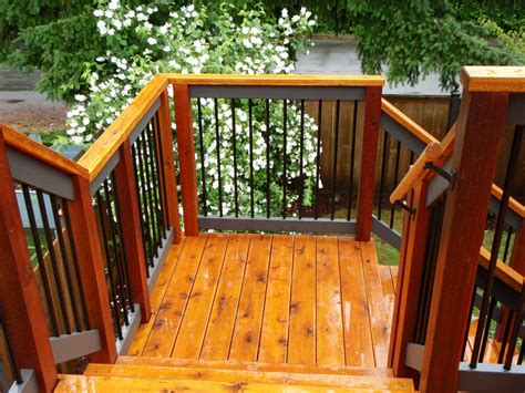 Outdoor Stair Railings Ideas How To Select The Best