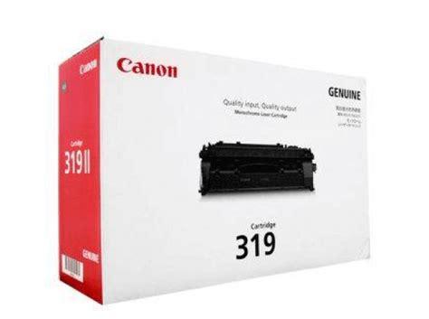 Toner Canon 319 Ii canon 319 toner cartridge