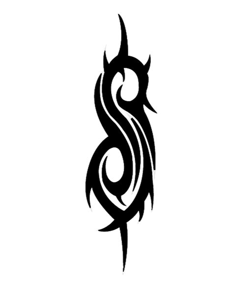 slipknot tribal s brush by darkeyee on deviantart