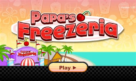 papa freezeria apk free papas freezeria apk for android getjar