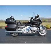 2010 Honda Goldwing Gl1800 Motorcycle Comfort Model