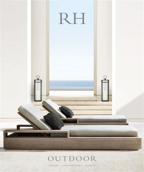 request a free restoration hardware catalog featuring