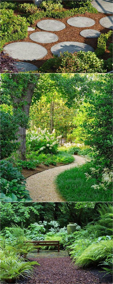beautiful diy garden path ideas sloped garden