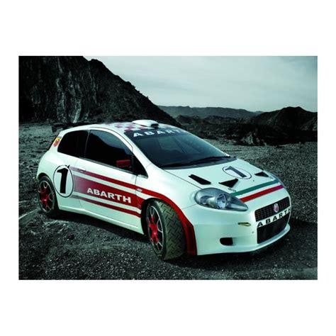 fiat punto abarth wrc graphics race rally kit