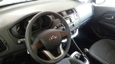 old car repair manuals 2013 kia rio navigation system interior kia rio spice 2014 video versi 243 n colombia youtube