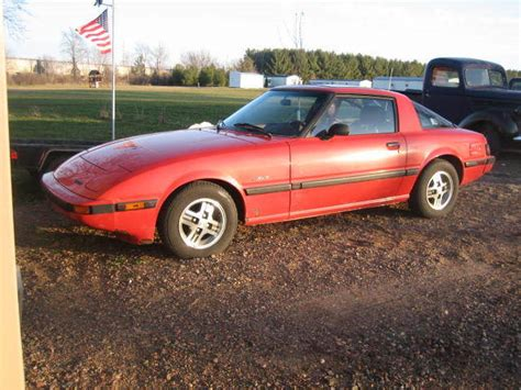 mazda rx7 rx 7 1981 1982 1983 1984 1985 fb service repair workshop fsm manual for sale 1984 mazda rx7 gsl rotary 1979 1980 1981 1982 1983 1985 survivor 1 owner for sale in chetek